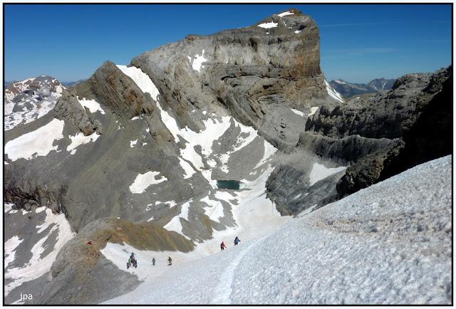 Mont Perdu  Marbore Ordessa