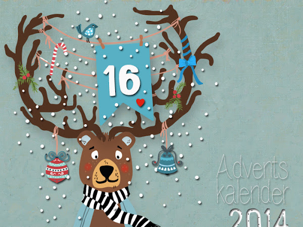 Lila-Lotta Adventskalender 2014 - Türchen Nr. 16