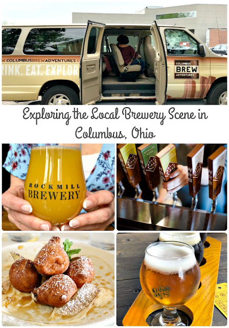 With over 40 breweries & microbreweries, Columbus, Ohio is quickly becoming a must-visit destination for craft beer enthusiasts.