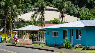 Neighborhood in American-Samoa