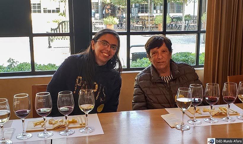 Degustando vinhos na Vinícola Concha y Toro - Diário de Bordo Chile: 8 dias em Santiago e arredores