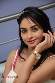 Actress Pooja Sri Stlls at Musugu Movie Press Meet 0037.JPG