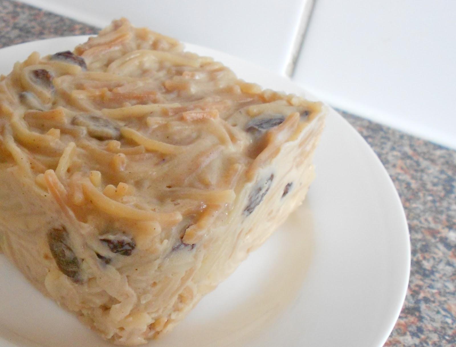 Italian Vermicelli Cake Recipe