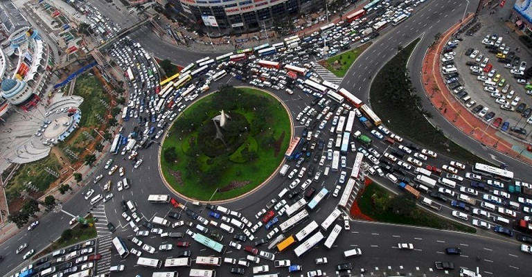 Jakarta Masuk Sebagai Kota Paling Stres di Dunia