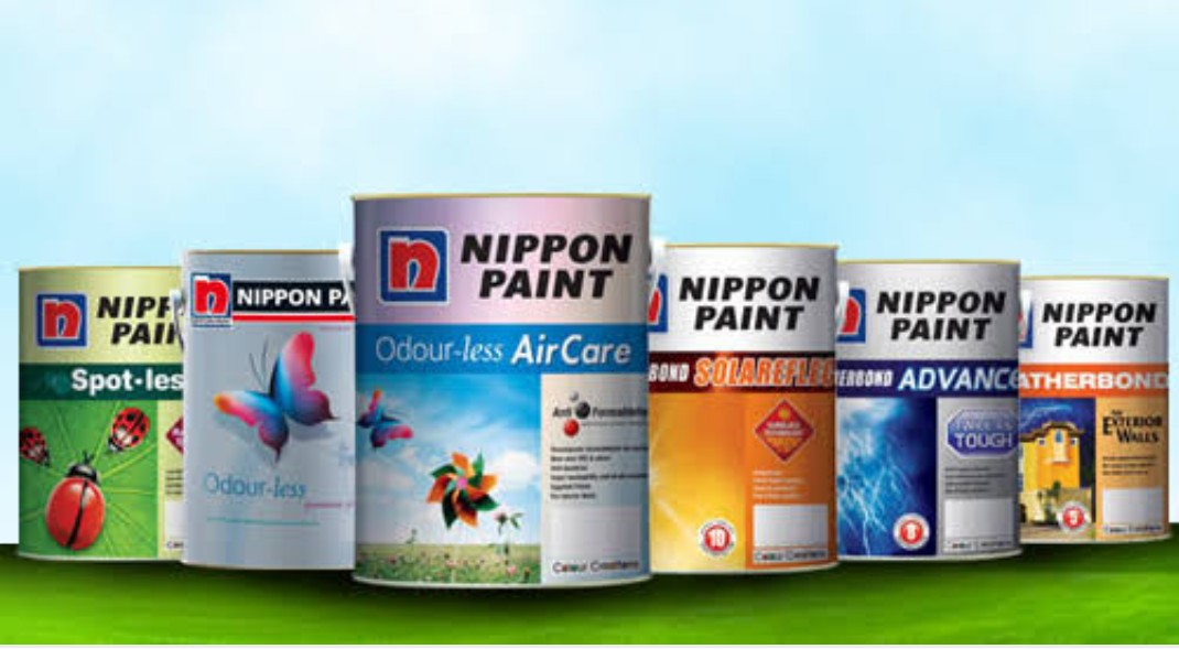 Image result for cat nippon paint