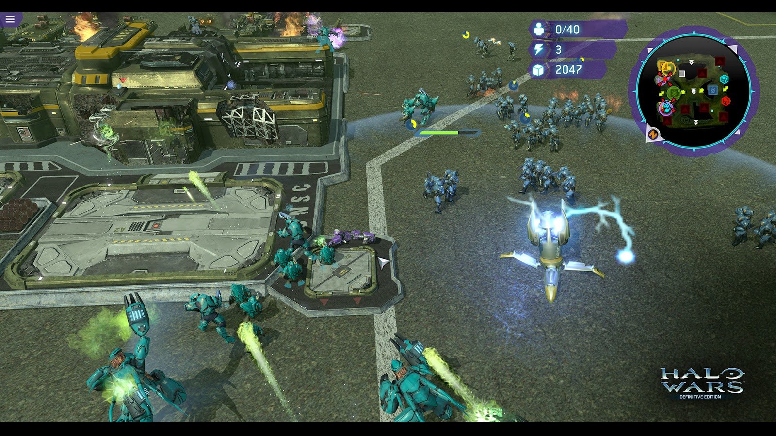 Halo Wars Definitive Edition ESPAÑOL PC Full + Hotfix 2 (CODEX) + REPACK 2 DVD5 (JPW) 7
