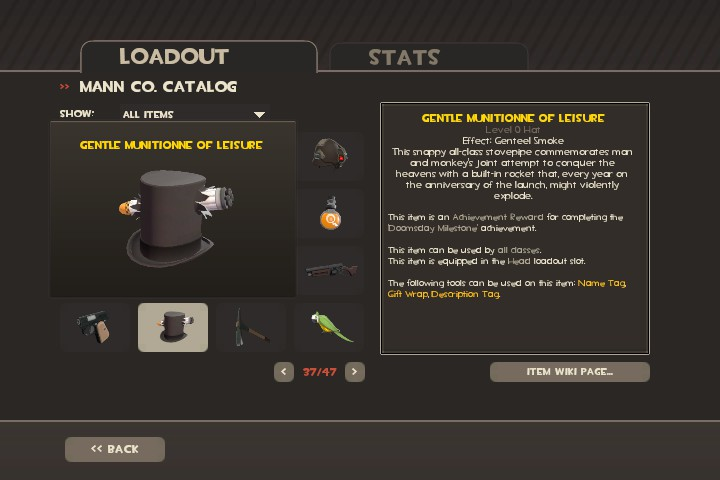 Hat Crafting Guide Tf