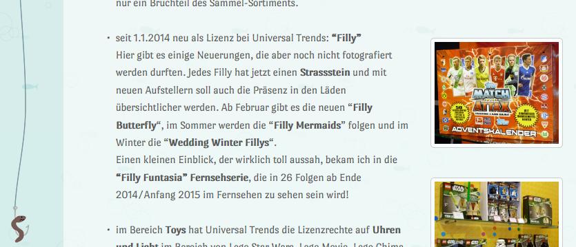 Spielwarenmesse Nürnberg screenshot
