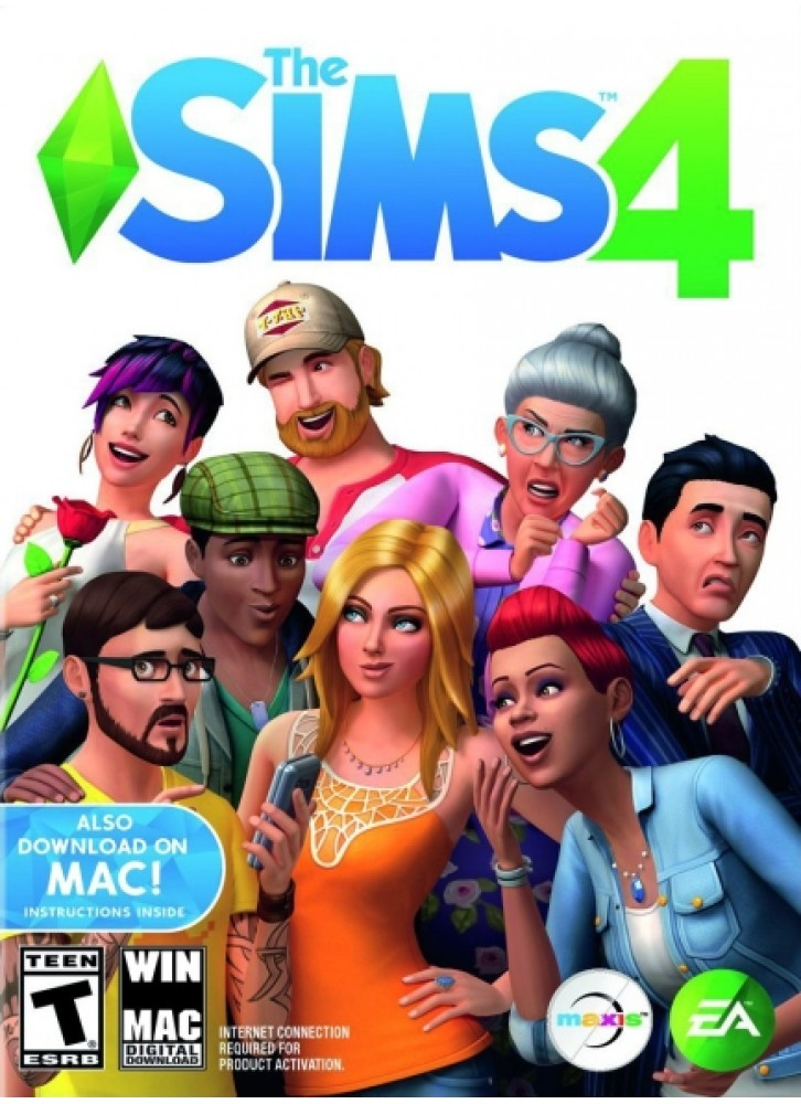 The sims 4 for mac free download