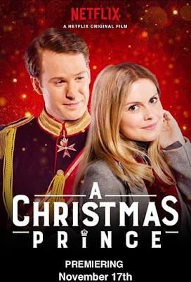 A Christmas Prince 2017 DVDCustom HDRip Latino