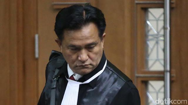 Yusril Jadi Lawyer Jokowi-Ma'ruf, Ngabalin: Ahlan Wa Sahlan