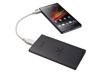 Merk Power Bank Terbaik Sony Portable Charger