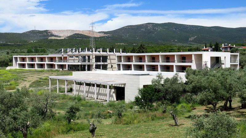 Στην τελική ευθεία η λειτουργία του νέου Ιωακείμειου Γηροκομείου Αλεξανδρούπολης