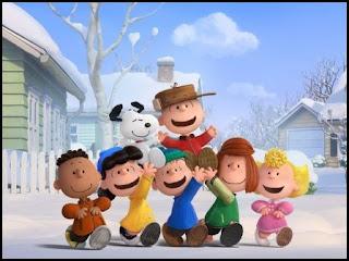 Carlitos y Snoopy. La película de Peanuts (Steve Martino, 2015)
