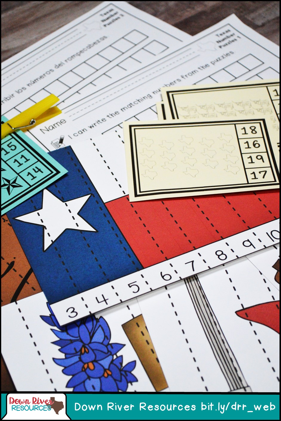 Two Engaging Resources to Make Texas History Fun in K-2 - Down River ...