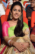 Niharika at Oka Manasu Audio function-thumbnail-9