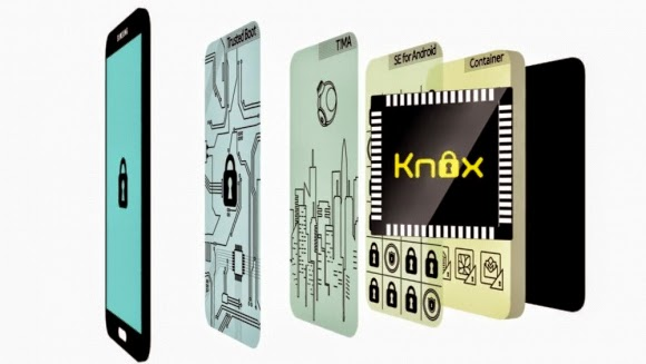 Samsung Knox and Blackphone offer something different