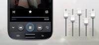 Ponsel Terhubung ke Sound System