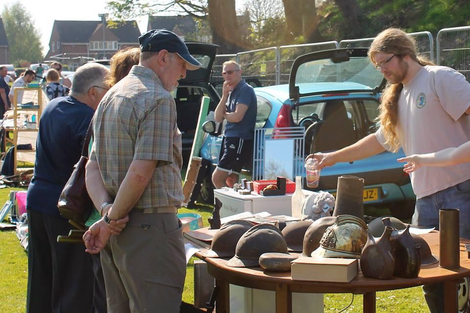 Car Boot Sale Stamford