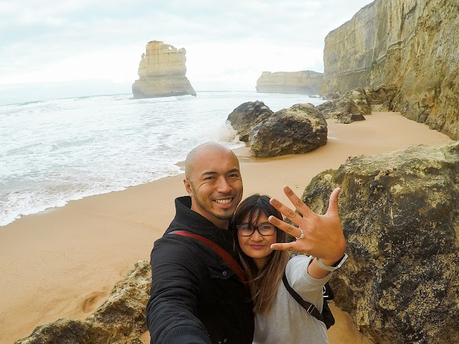 Engagement Announcement The Twelve Apostles Australia GoPro