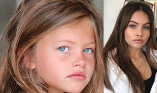 Το ''ομορφότερο κoρίτσι του κόσμου'' έγινε 17 και είναι κούκλα