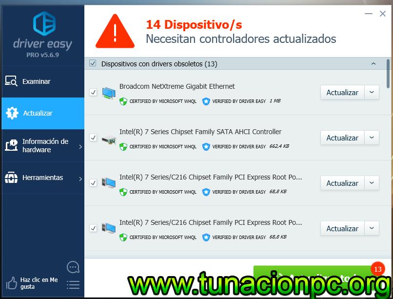 Descargar DriverEasy Pro full español