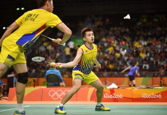 Beregu Badminton Sekadar Perak Olimpik Rio 2016