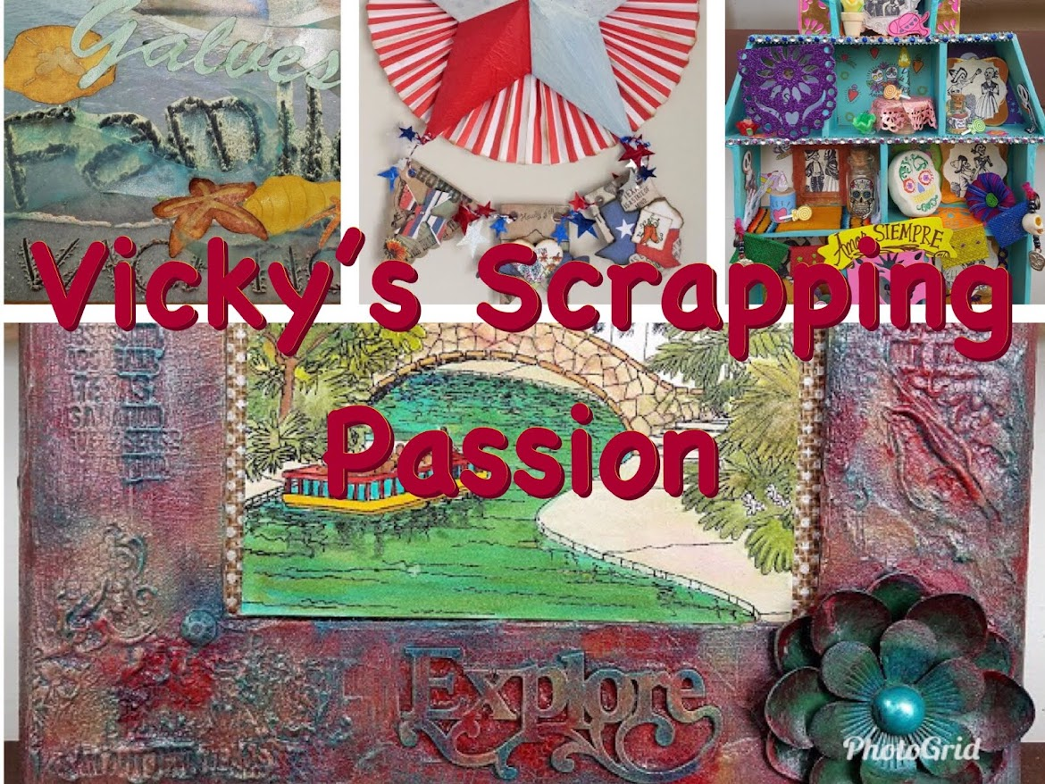 Vicky's Scrapping Passion