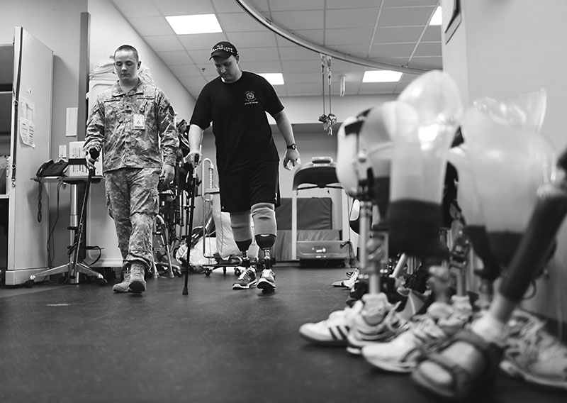 DC Photography | Wounded Vets