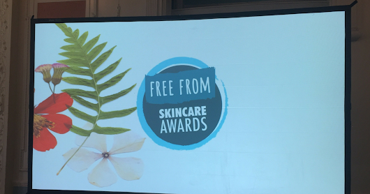 Winners announced in seventh Free From Skincare Awards