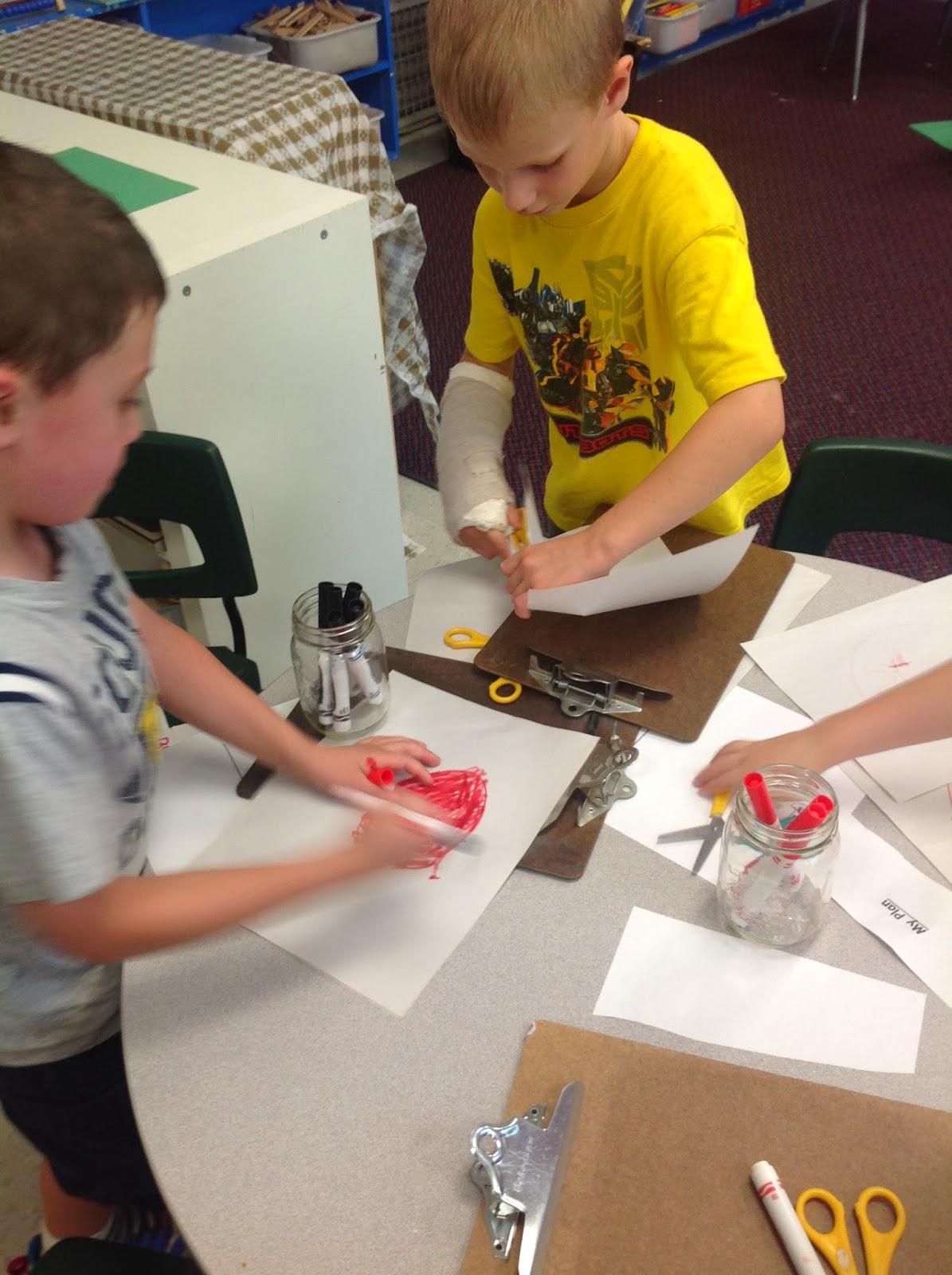 Wonders In Kindergarten Our Rain And Cloud Inquiry