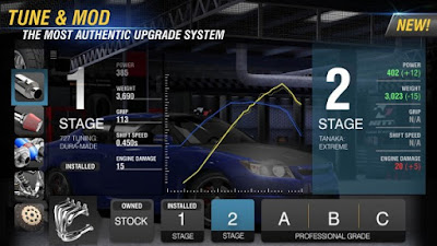 Racing Rivals MOD God Mode Unlimited Turbo Nitro Apk Android Full Features Terbaru Free Download