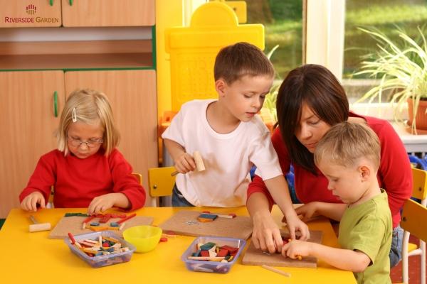 Dịch vụ trông giữ trẻ tại chung cư Vũ Tông Phan