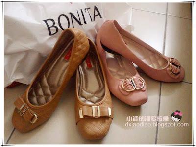 Bonita, shoes