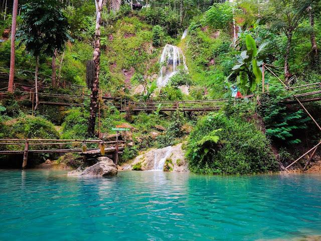 Wisata Air Terjun Kembang Soka