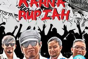 Lirik lagu Radja - Karna Rupiah