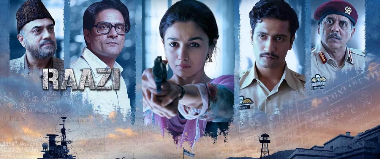 Raazi Full Hd Movies Full Movie Film Download