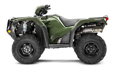 Honda Rubicon ATV