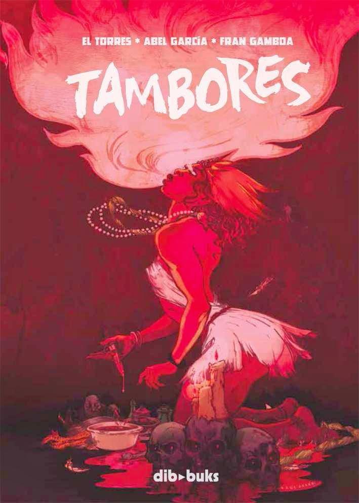 tambores el torres abel garcia dibbuks