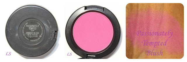 Mac Passionately Tempted Blush