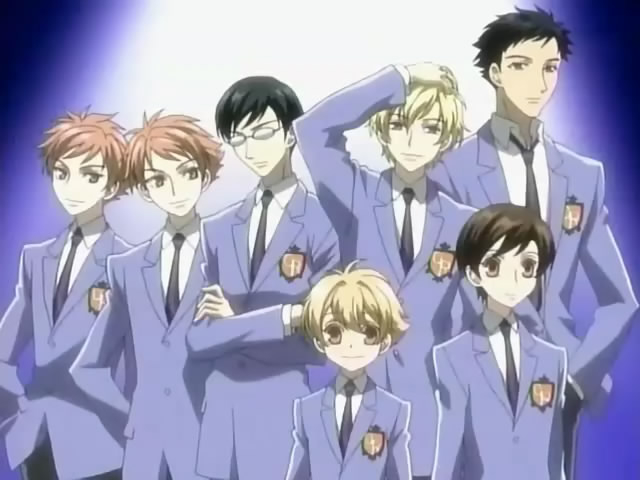 Anime - Circle: Ouran Koukou Host Club