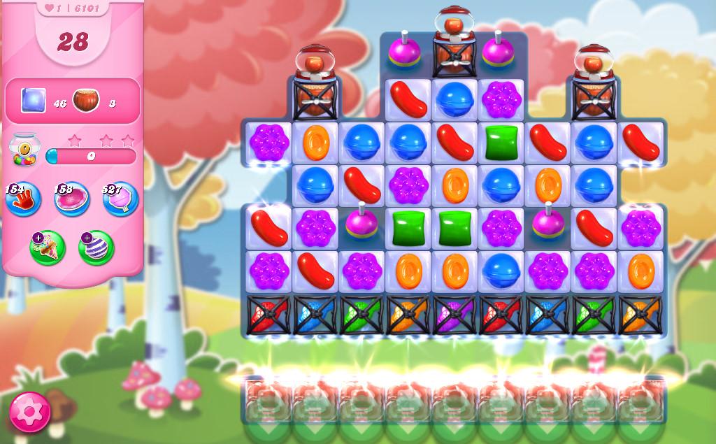 Candy Crush Saga level 6101