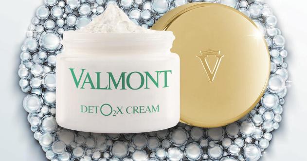 Valmont Deto2x Cream A Breath Of Fresh Air For The Skin