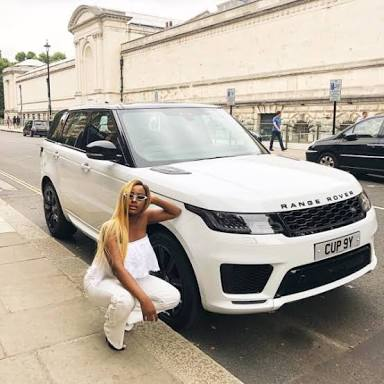 Billionaire Femi Otedola Buys Daughter 2018 Range Rover