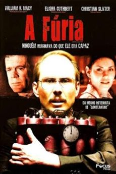 Download A Fúria Dublado e Dual Áudio via torrent