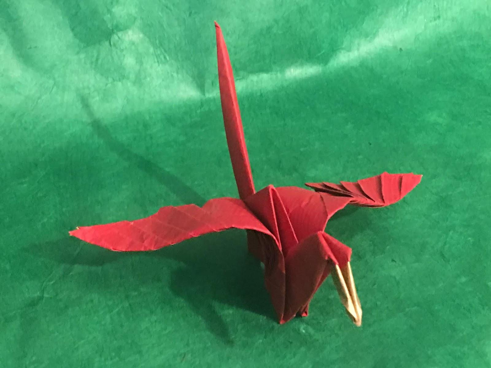 Origami Penguin (Jo Nakashima) - GOTHAM - YouTube | 1200x1600
