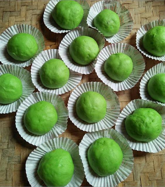 Gambar Kue Bakpao Kacang Ijo