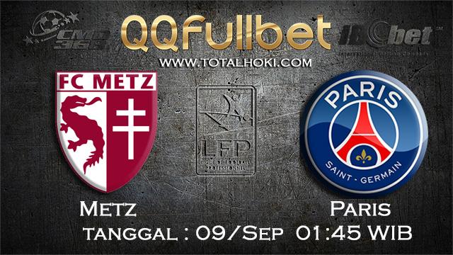 PREDIKSIBOLA - PREDIKSI TARUHAN BOLA METZ VS PARIS SAINT GERMAIN 9 SEPTEMBER 2017 (LIGUE 1)