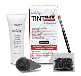 Eyebrow tint kit