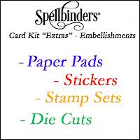 Spellbinders Extras
